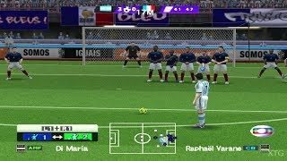 Winning Eleven 2018 PS2 Gameplay HD (PCSX2)