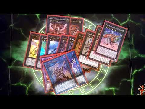 Nice 'N Spicy 2nd Place Locals Kozmo Virus Demise Deck Profile!!!