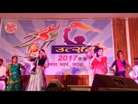 Kaise khele jaibu sawan me kajariya by Srishti dance academy