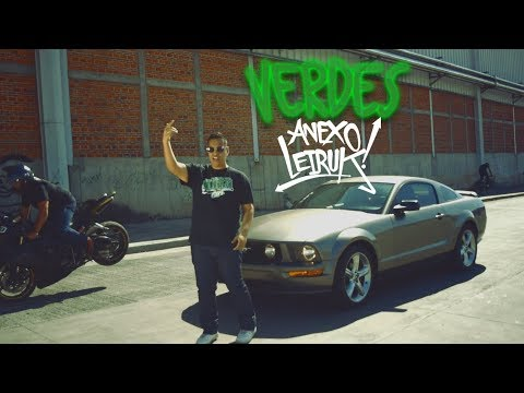 "Anexo Leiruk - ""VERDES"" (Video Oficial)"