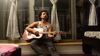 Meri Maa - in Paris | Tare Zameen Par | Acoustic version by AshBurn