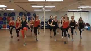 300 Violin Orchestra - Zumba Battle - Choreo By Danielle's Habibis