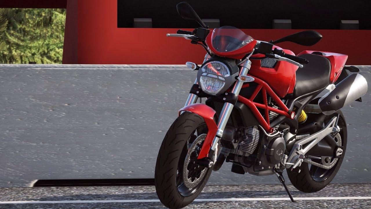 ducati monster 696 2014 - ducati - 90th anniversary - test ride