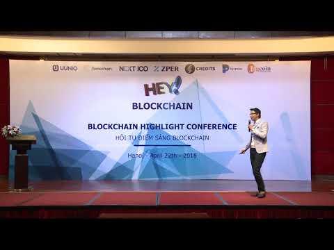 IOTblock - Excellent presentation @ Hey Blockchain Conference (Hanoi Apr2018)