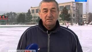 Хоккей с мячом в Арсеньеве