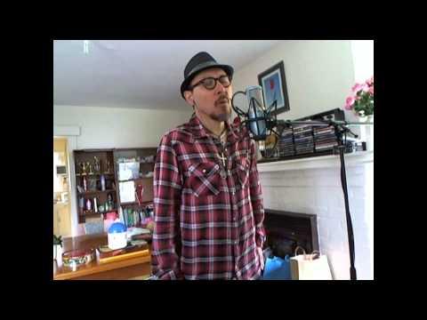 Home - acoustic version (Michael Buble) karaoke cover