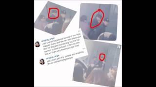 exo suho got slapped by a sasaeng fan