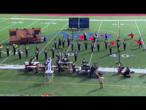 2016 NWHS Marching Band Nationals Competition
