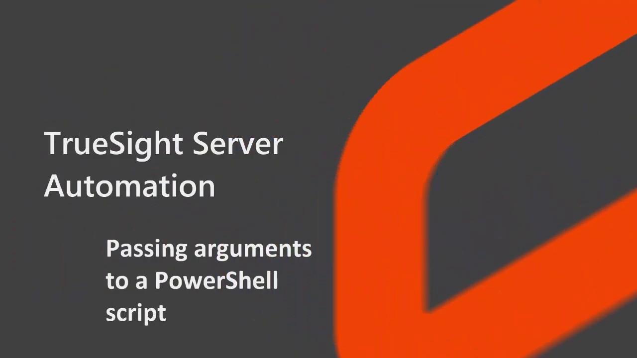Executing PowerShell scripts on target servers