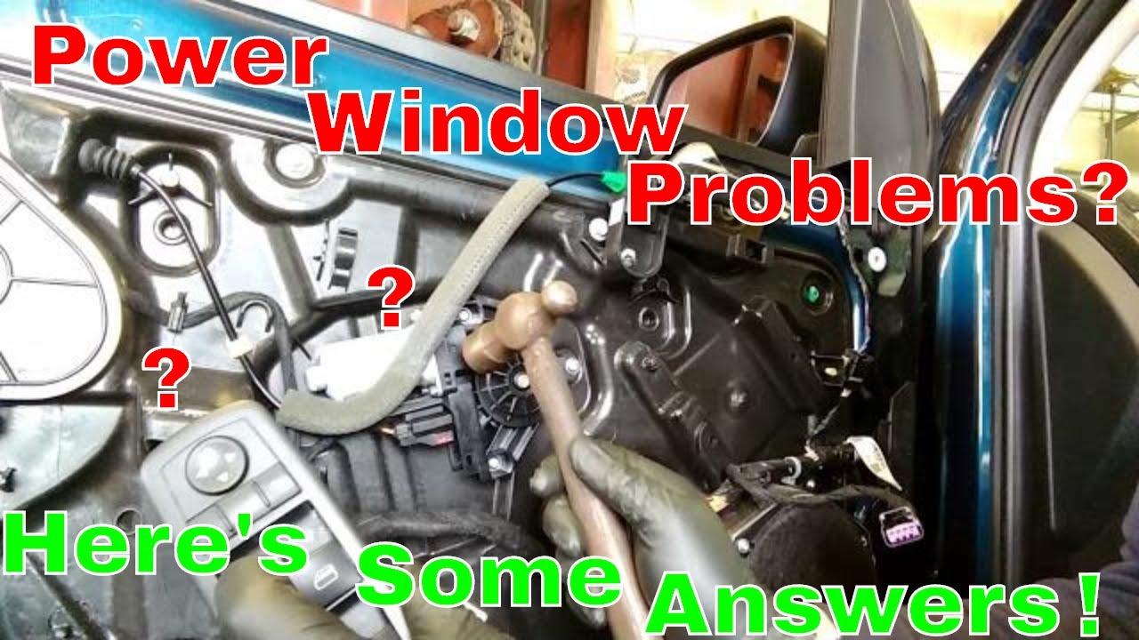 medium resolution of dodge journey power window motor switch window won t go up jeep liberty jeep nitro
