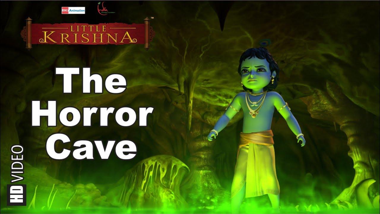 Download Krishna and The Horror Cave | HD Clip | Hindi