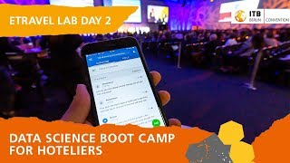 ITB eTravel: Data Science Boot Camp For Hoteliers
