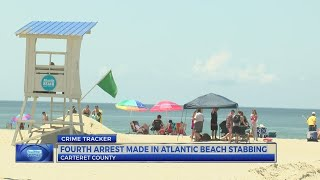 Update: 4 arrested in Atlantic Beach stabbing; victim out of surgery