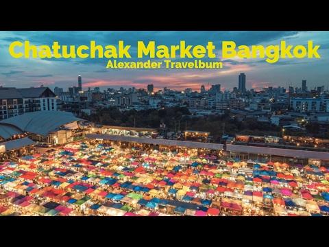 The Amazing Chatuchak Weekend Market Of Bangkok