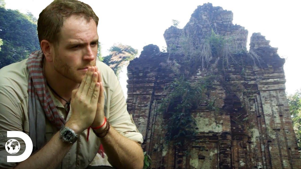 A jornada até a cidade perdida de Khmer | Rumo ao