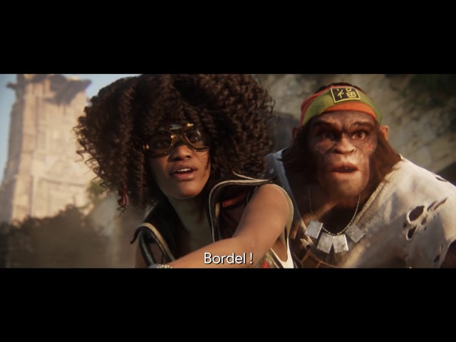 Beyond Good and Evil 2 - Trailer d'annonce E3 2017