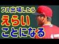【MLB】大谷翔平が打者としてフル出場したら えらいことになる【大谷・MLB・エンゼルス】