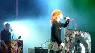 Paramore - Monster - LIVE - Rock For People 2011