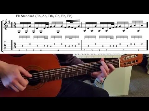 Raging (ft. Kodaline)//EASY GUITAR LESSON, FREE SCORE AND TAB