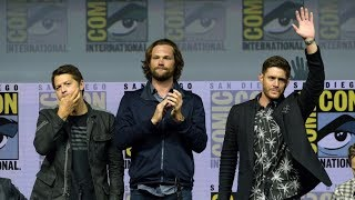 Tribute to Supernatural - Comic Con Funniest Moments (2015-2017)