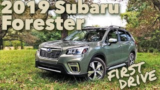2019 Subaru Forester first drive review
