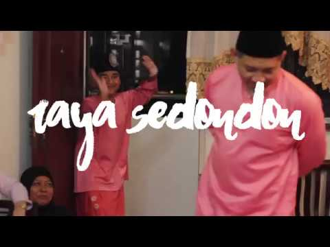 Sepahtu Raya Sedondon  - The Kalils Fam Bam Parody