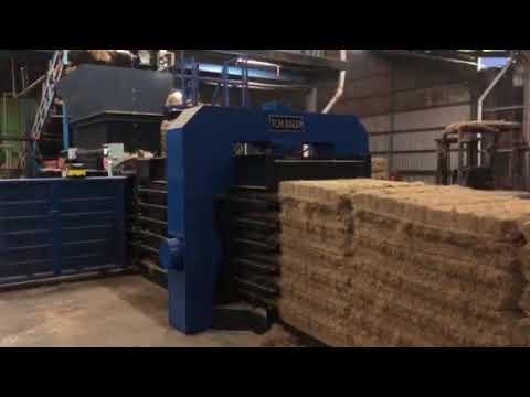 Ce recycling industrial alfalfa baler machinery