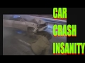 crazy car crashes again - Car Crash Too Shocking - Car Crash Compilation - insane, shock crashes