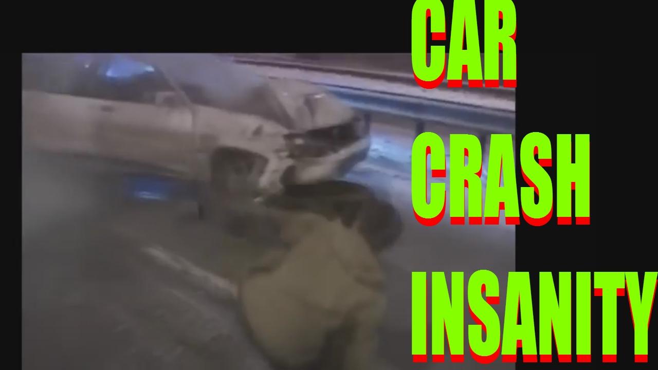 Crazy Car Crashes Again Car Crash Too Shocking Car Crash Compilation Insane Shock Crashes