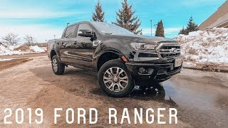 2019 Ford Ranger Lariat | Full Review & Test Drive
