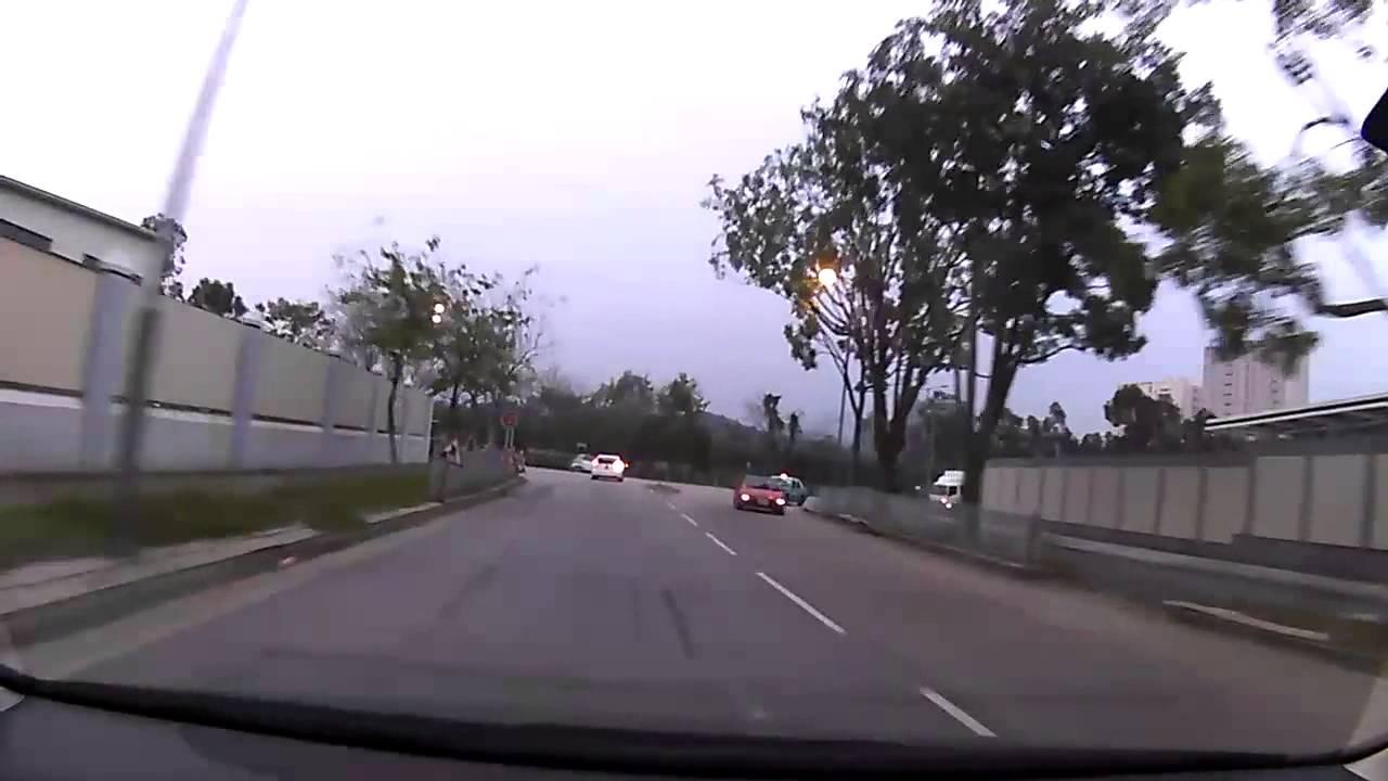元朗工業邨考車路線 - YouTube