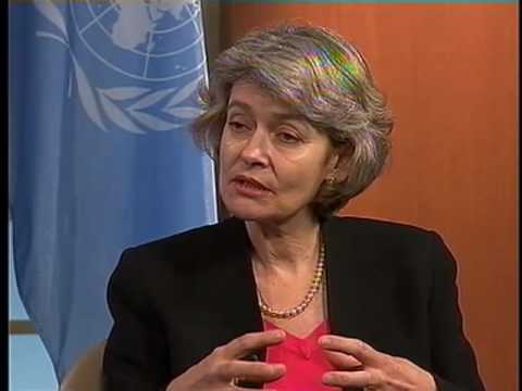Interview with Irina Bokova, new Director-General of UNESCO