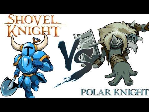Shovel Knight (Stranded Ship, Lair of Polar Knight)