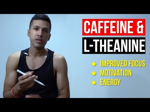 Caffeine L-Theanine – The Best Beginner Nootropic
