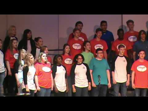 Topeka West Choirs Final Spring Concert 2017