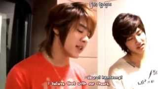 DBSK 동방신기 - Fighting Spirit of The East (동방의 투혼) MV [eng + rom + hangul + karaoke sub]