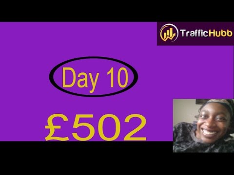 Traffic Hubb Rev Share Review (English) – Day 10 – With Effy