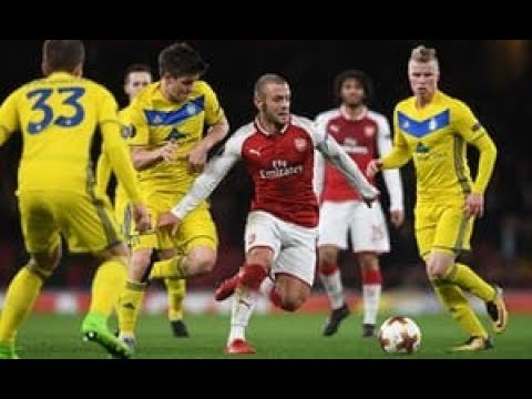 Östersund v arsenal  : europa league  (0-2) 15/02/2018