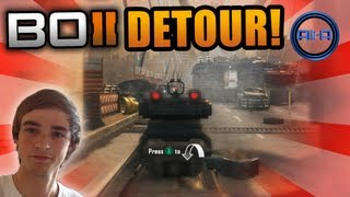 """I WANT THAT!"" - DETOUR Gameplay LIVE w/ Ali-A! - (Call of Duty: Black Ops 2 Vengeance DLC)"
