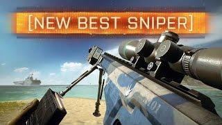 ► New Best Sniper! - Battlefield 4