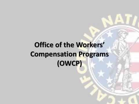 Office Of Workers Compensation (OWCP)