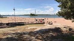 Hietaniemi beach / Hietaniemen uimaranta (Hietsu), Helsinki, Finland