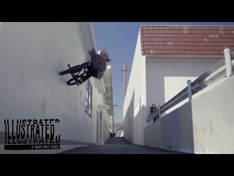 Vans BMX Illustrated: Ty Morrow Full Part | Illustrated | VANS