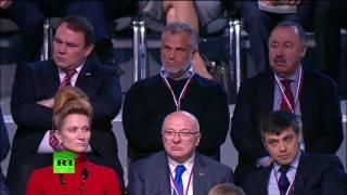 Владимир Путин на заседании «Форума действий» ОНФ