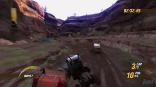 MotorStorm PlayStation 3 Review - Gears and Blood, Dust