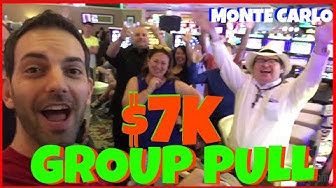 👯👬  $7K Monte Carlo Group Slot Pull ✦ $50/SPIN HIGH LIMIT ✦ BCSlots.com