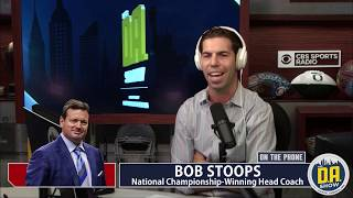 Bob Stoops discusses losing the magical 2007 Fiesta Bowl to Boise State | D.A. on CBS
