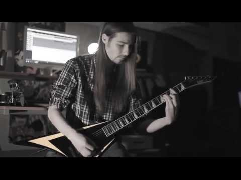 DECADES OF DESPAIR - Son Of The Red Sand (Guitar Playthrough)