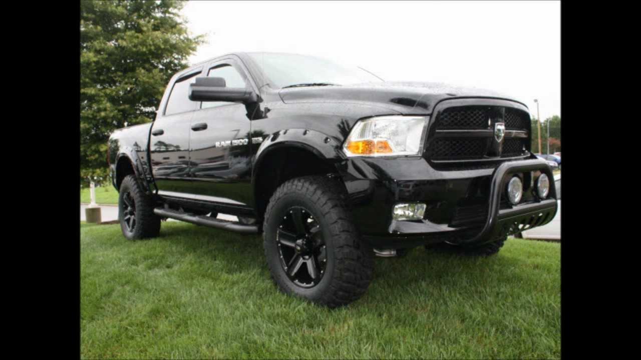 lifted-ram-truck-1500-laramie-ecodiesel-rocky-ridge-altitude-27373T-6 Dodge Ridge