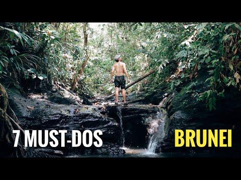 🇧🇳 7 MUST-DOS in BRUNEI DARUSSALAM